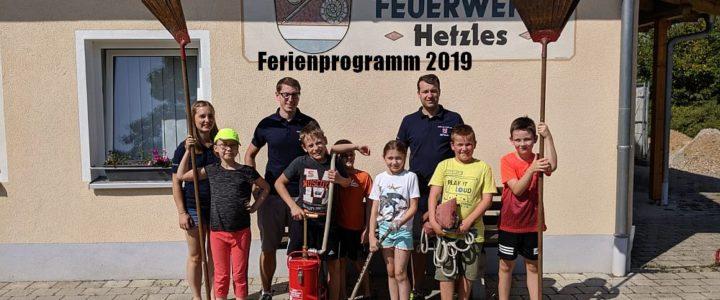 Ferienprogramm 2019 – Kleine Leute ganz groß