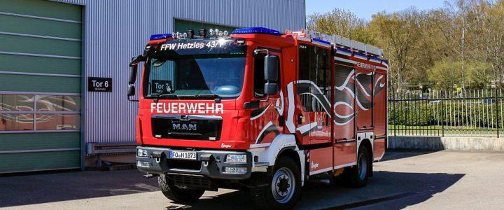 LF 10 – Das neue Fahrzeug ist endlich da!